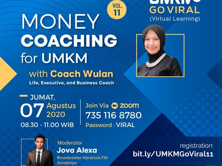 Money Coaching For UMKM