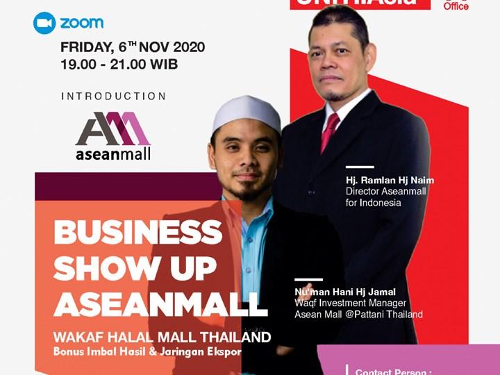 Business Show Up : Wakaf Halal Mall Thailand